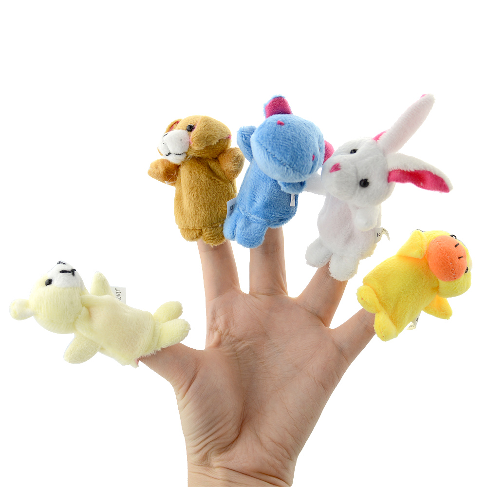 10PcsLot-Cute-Animal-Hand-Puppets-Baby-Plush-Toy-Finger-Puppet-Tell-Story-Props-Child-DollsStuffed-Toys-For-Christmas-Gift-4