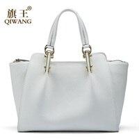 Бренд оригинальный дизайн Kate Princess Женская сумка роскошная белая кожаная сумка модная брендовая большая сумка высокого качества