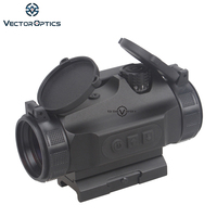 Vector Optics Hunting 1x30 Reflex Red Dot Sight Scope 3 MOA Auto Brightness Dot Fit AK47