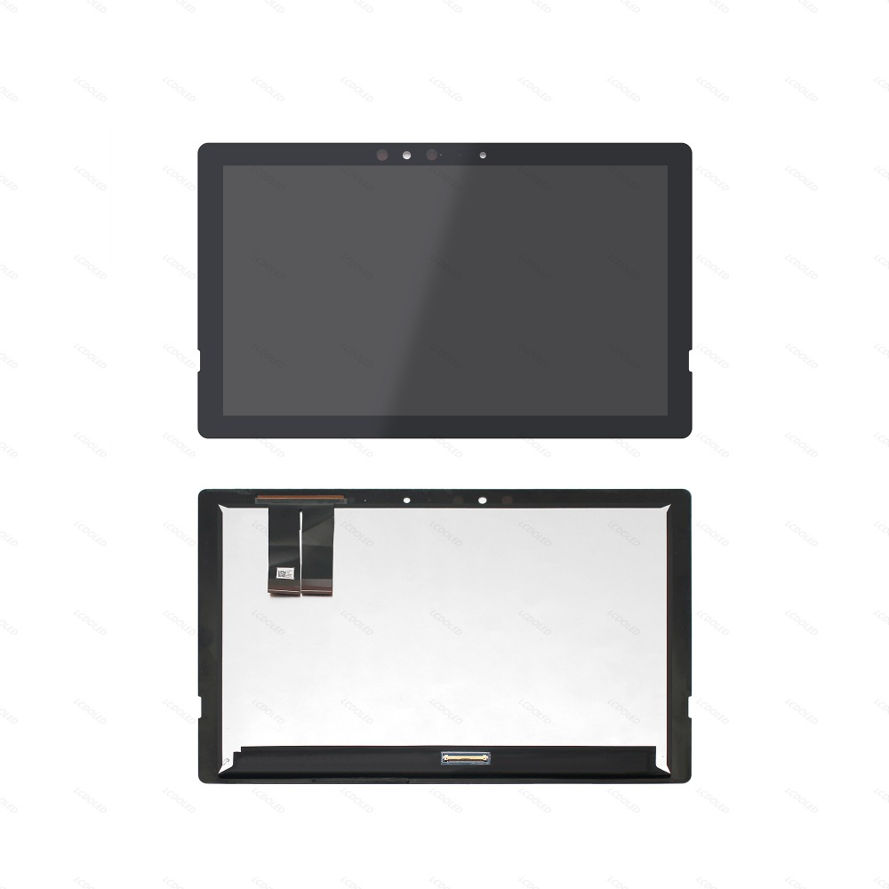 12.6'' LCD Screen Display Panel Touch Digitizer Glass Assembly For ASUS Transformer 3 Pro T303 T303U T303UA Series NV126A1M-N51 13 3 touch glass panel digitizer lcd screen display assembly bezel for asus q303 q303u q303ua series q303ua bsi5t21 1366x768