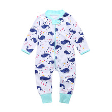 2016 Autumn newborn baby boy clothes baby girl clothing set baby rompers jumpsuit toddler clothing baby costume