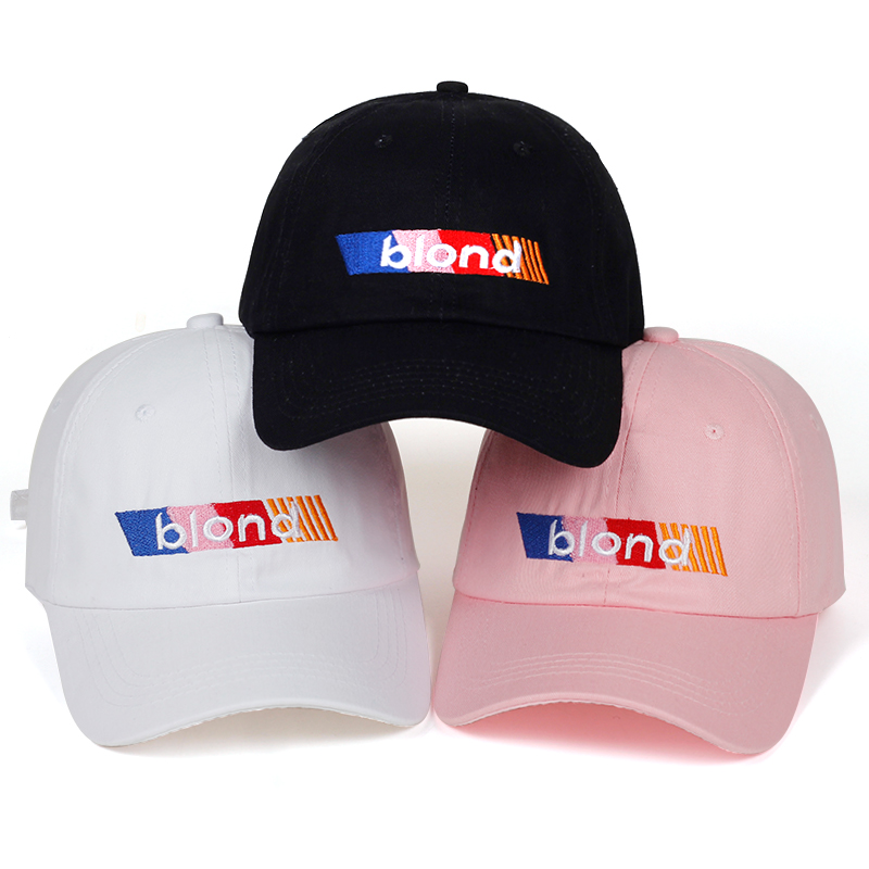 3b687769993 2018 new blond Snapback Cap Cotton Baseball Cap For Men Women Adjustable Hip  Hop Dad Hat Bone Garros Casquette
