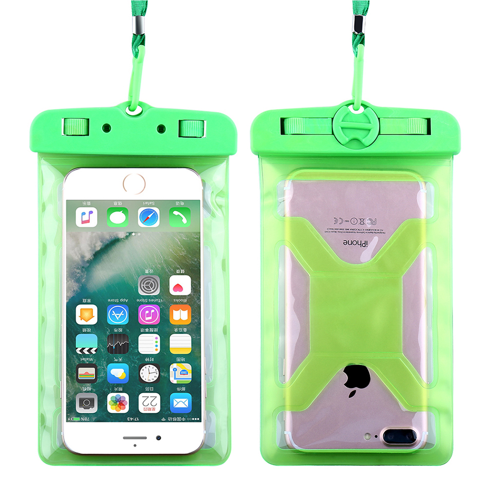 100% Waterproof Case For iPhone 6 7 6s Plus 5S SE Case (15)