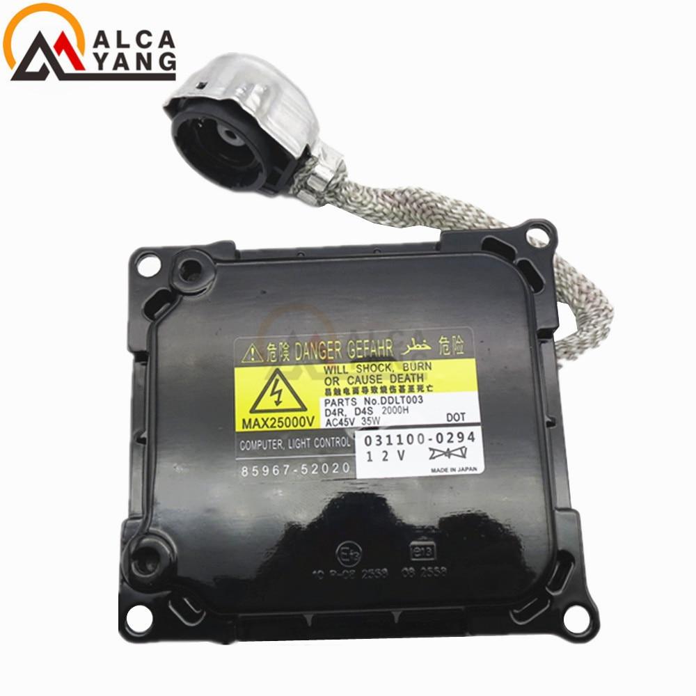 81107-12A80 81107-21150 81107-47240 81107-47150 D4R D4S HID Xenon Headlight Ballast Control Unit For Toyota Lexus storm 47240 w