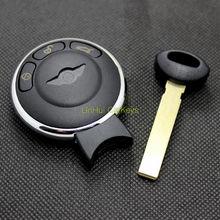 Чехол pinecone для ключа bmw mini cooper coupe умный ключ автомобиля