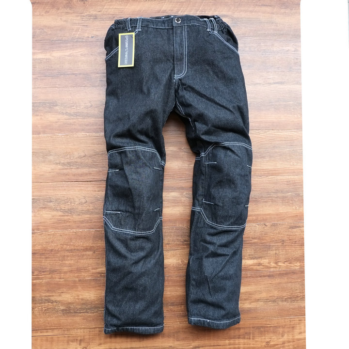 New Free Yogin Cycling Pants/ Motorcycle Off-road Pants Racing Pants/racing Suits/riding Windproof Pants Have Knee Pads F-1