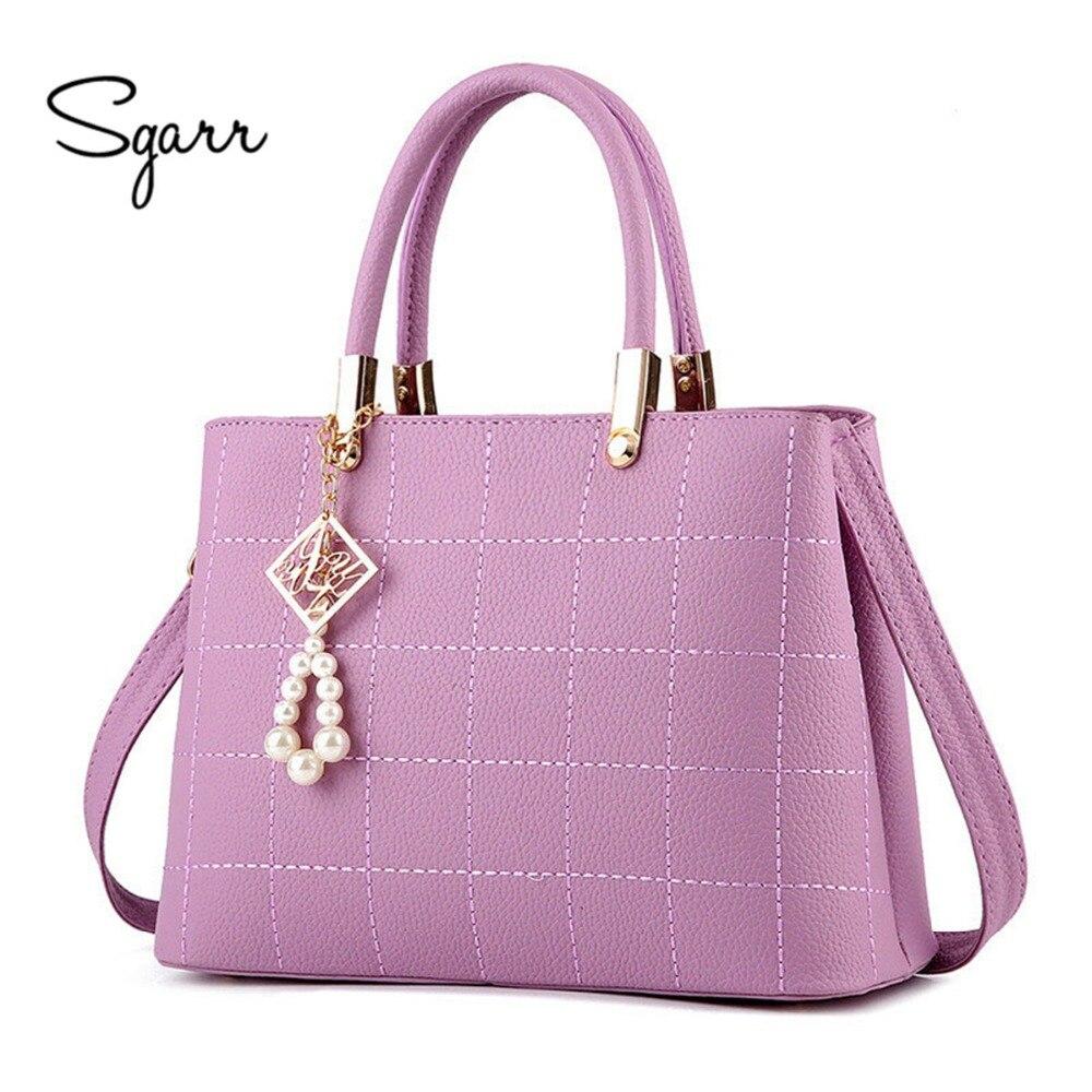 bolsas de luxo mulheres sacolas Color : Black, Cream White, Gray, Blue
