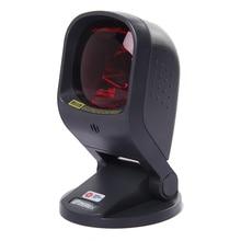 Zebex Z 6170 Handsfree Laser Omnidirectionele Barcode Scanner Desktop Bar Code Reader