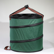 50 см складной мусорный мешок для садовых отходов Кемпинг мусорный бак лист садовая сумка корзина для хранения белья большая коробка сумка для бассейна