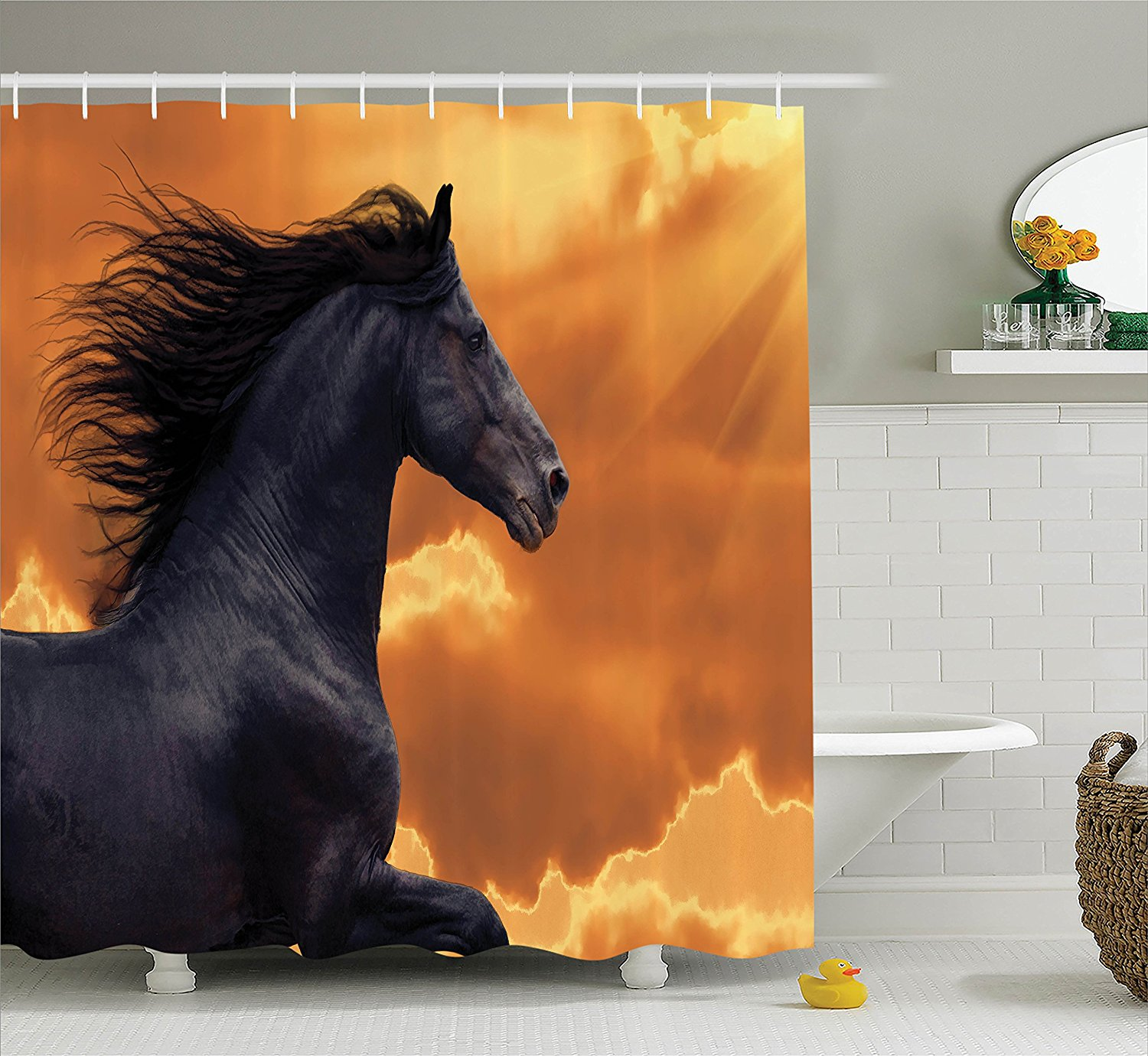 Horse Bathroom Accessories Promotion Shop for Promotional Horse