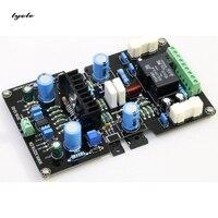 LME49830_IRFP240_IRFP9240 power amplifier board DC servo field effect tube 100W mono power amplifier board
