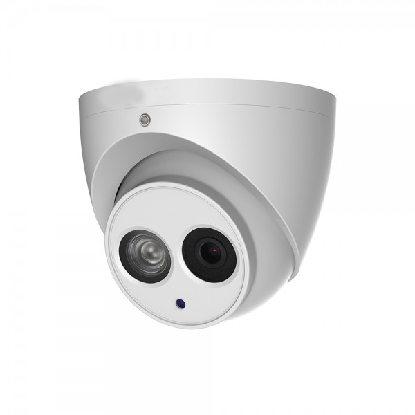 IPC-HDW4831EM-ASE Dahua Security CCTV 4MM LENS 8MP IR Eyeball Network Camera IP67 PoE free shipping dahua cctv camera 4k 8mp wdr ir mini bullet network camera ip67 with poe without logo ipc hfw4831e se