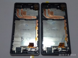 Image 4 - For Sony Xperia X Performance F5121 F5122 F8131 F8132 XP Touch Screen Digitizer Sensor+LCD Display Monitor Module Assembly Frame