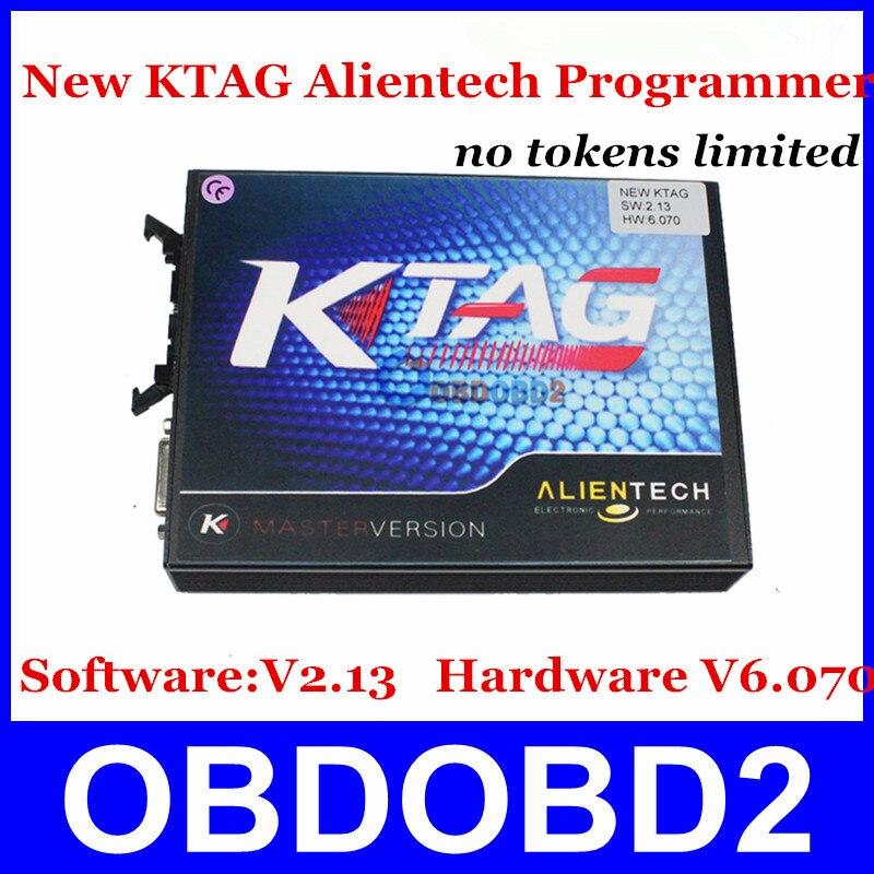 New Generation K TAG ECU Programming font b Tool b font V2 13 Firmware V6 070