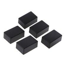 5Pcs New Plastic Electronic Project Box Enclosure Instrument Case DIY 70x45x30mm