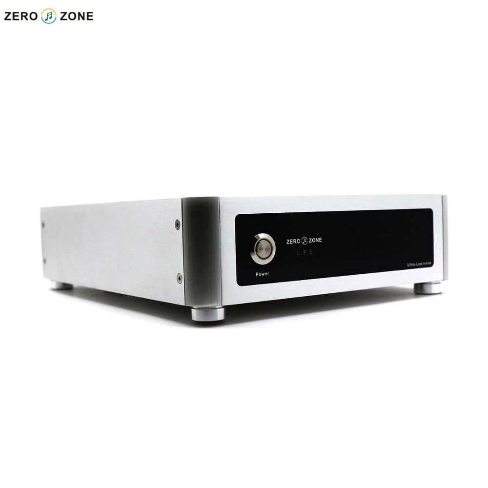 GZLOZONE Hi end 100VA Low Noise PSU LPS HIFI Linear Power Supply For Audio DC 5V