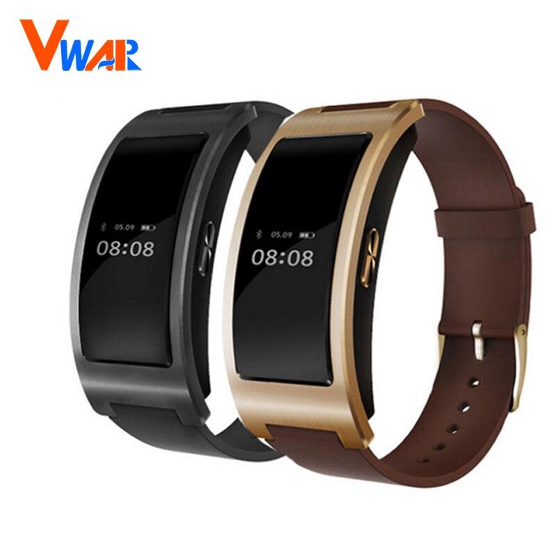 Vwar CK11 Smart Band Blood Pressure Heart Rate Monitor Wrist Watch Intelligent Bracelet Fitness Tracker Pedometer