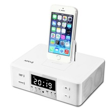 Multi function iPhone base stereo Bluetooth audio ~ support Android mobile phone charging play NFC function