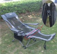 Съемная раскладное кресло для отдыха Портативный шезлонг открытый рыбалка стулья
