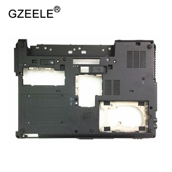 GZEELE NEW for HP Elitebook 8440P 8440w Bottom Case Cover AM07D000200 594021-001 Housing black image