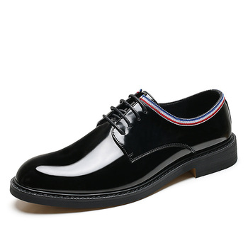 men shoes spring summer formal genuine leather business casual Shoes men dress office luxury shoes male breathable oxfords