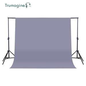 Image 4 - TRUMAGINE 160X200 cm Ảnh Nền Nhiếp Ảnh Backdrop Không Dệt Màu Xanh Lá Cây Photo Studio Chụp Chroma key Màn Hình Màu Rắn