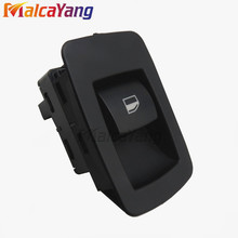 Top quality 61316945874 Black Window Lifter Switch Front left or right For BMW E53 E71 E72 E83 E90 E91 316i 318i 320i K.M