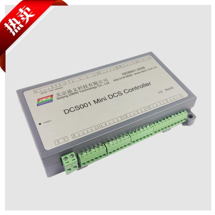 Diven DCS Controller DCS001 Replaces Standard Human Machine + PLC Industrial Automation Solution