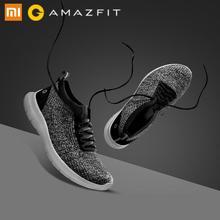 Xiaomi AMAZFIT men woman skylark ultra light barefoot Sneakers Flying weaving Ultralight Comfortable Mesh sports shoes