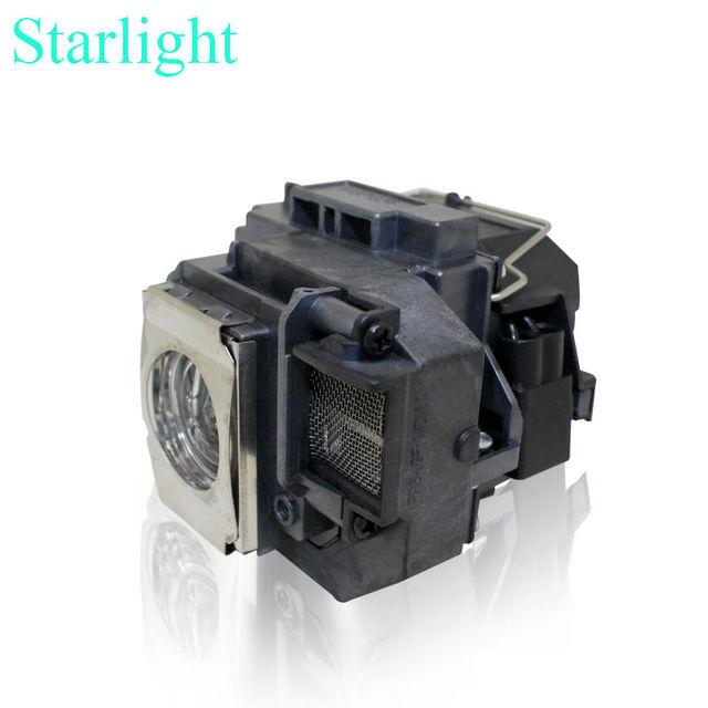 Elplp58 lámpara proyector bombilla para epson eb-s9 eb-s92 eb-w10 eb-w9 eb-x10 eb-x9 eb-x92 eb-s10 ex3200 ex5200 ex7200
