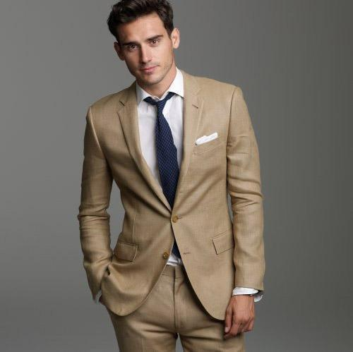 Brown Suit For Wedding - Ocodea.com