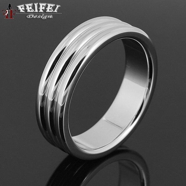 Альтернативные нержавеющей 5 мм толщиной кольцо крана, задержка эякуляции пенис кольцо металла мужской пол кольцо cockring секса продукта секса игрушки для мужчин