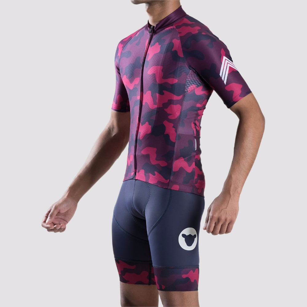 5f988f0ee 2018 High quality black sheep cycling jersey and bib shorts Tight fit Pro  team Summer Men women Cycling kit mtb bike shirt-in Cycling Sets from  Sports ...