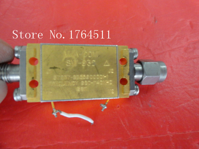 [BELLA] M/A-COM SW-938 980-1400MHz SMA Supply Amplifier