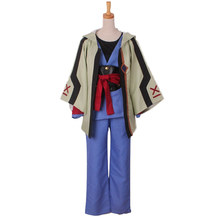 Anime Kabaneri of the Iron Fortress Ikoma Cosplay Costumes