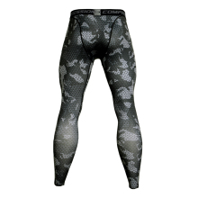 Camouflage Compression Pants for Men