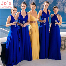 Lange-Kleid-Sexy-Frauen-Multiway-Wrap-Cabrio-Boho-Maxi-Club-Rot-Kleid-Bandage-Party-Brautjungfern-Robe