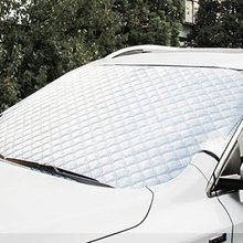 New Automobile Front Windshield Window Snow and Winter Frost Proof Visor Shade Sunshade Car Cover Accessory Hot