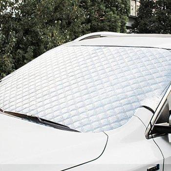 Novo Automóvel Da Frente Windshield Janela Sombra Sombrinha Viseira À Prova de Neve e Geada e Neve do Inverno Tampa Do Carro Acessório Do Carro Quente