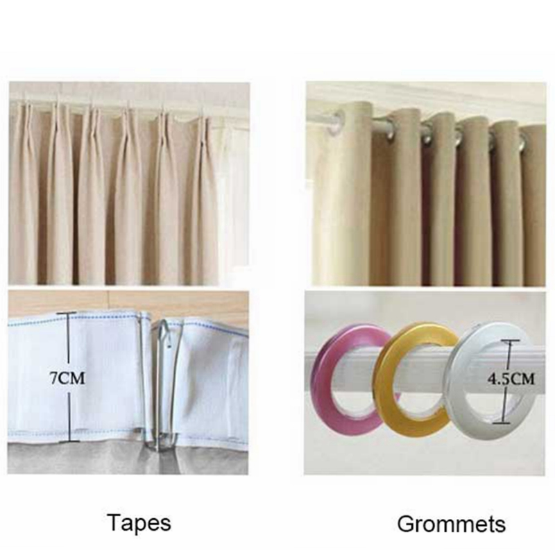 2017 Hot Sale Curtain Living Room 3D Print jalousie Curtains ...