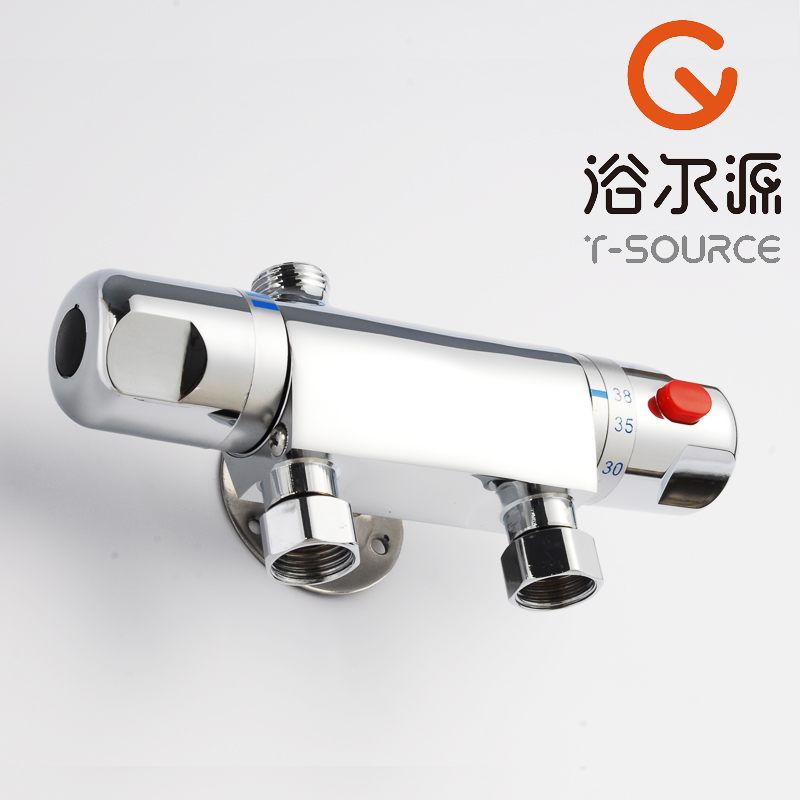 High Quality Professional Design Thermostatic Mixer Valve: Aliexpress.com : Buy Free Shipping Bathroom Thermostatic