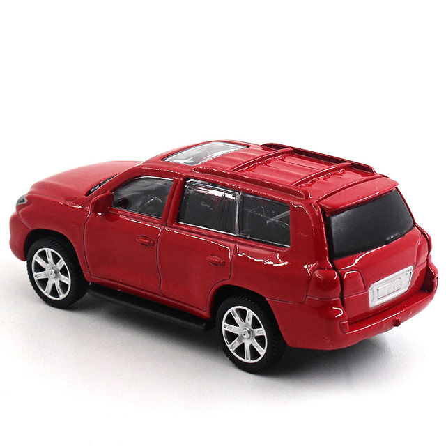 1:64 Alloy Car Model Sports Car Series Lexus 570 Business Car SUV Providia  Children Like The Gift Family Collection Decoration