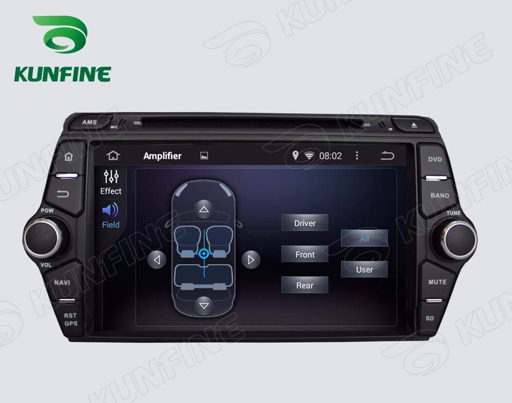 Car dvd GPS Navigation player for CEED 2014 8 inch B