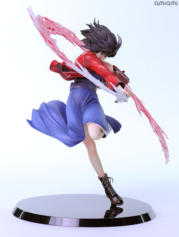 New Hot Shiki Ryougi Statue 1/7 Scale 22CM Aniplex Action Figure  Anime The Garden Of Sinners