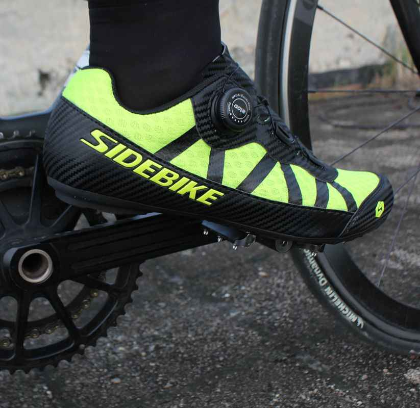14559d146d2 ... SIDEBIKE 2018 New Cycling Shoes Road Sneaker Outdoor Professional Road  Shoes Bicycle Shoes Non-Slip