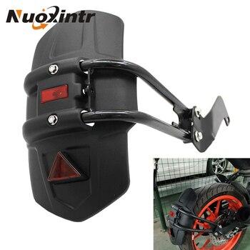 Nuoxintr Motorcycle Motocross Rear Fender Mudguard Motorcycle Accessories For KTM Duke 390 DUKE390 DUKE 200 2018