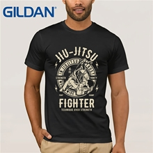 Short Sleeve Cool Casual JIU JITSU T SHIRT BJJ TEE Brazilian Jiu Jitsu T-Shirt O-Neck Shirt Men