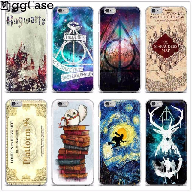 info for 2506b 43bc1 US $0.8 45% OFF|Harry Potter Hogwarts Pattern Design TPU Soft Silicone  Phone Cases Cover for Iphone X 7 6 6S 8 Plus 5S SE X Coque Fundas Capa-in  ...