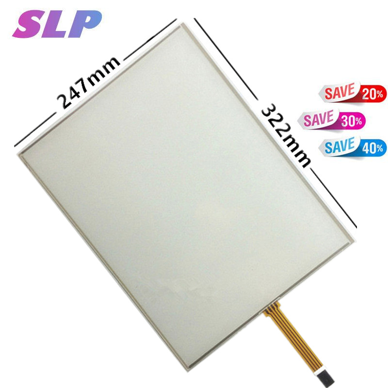 Skylarpu 15 inch 5 wire 4:3 Resistive Touch Screen Panel Machines industrial medical equipment 322mm*247mm + USB Controller KitSkylarpu 15 inch 5 wire 4:3 Resistive Touch Screen Panel Machines industrial medical equipment 322mm*247mm + USB Controller Kit