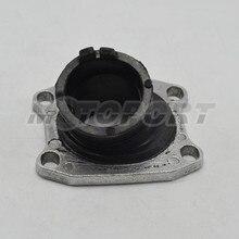 D.32,8 мм для HONDA CR80/DERBI/SENDA/GPR Гибкая резиновая впускная труба